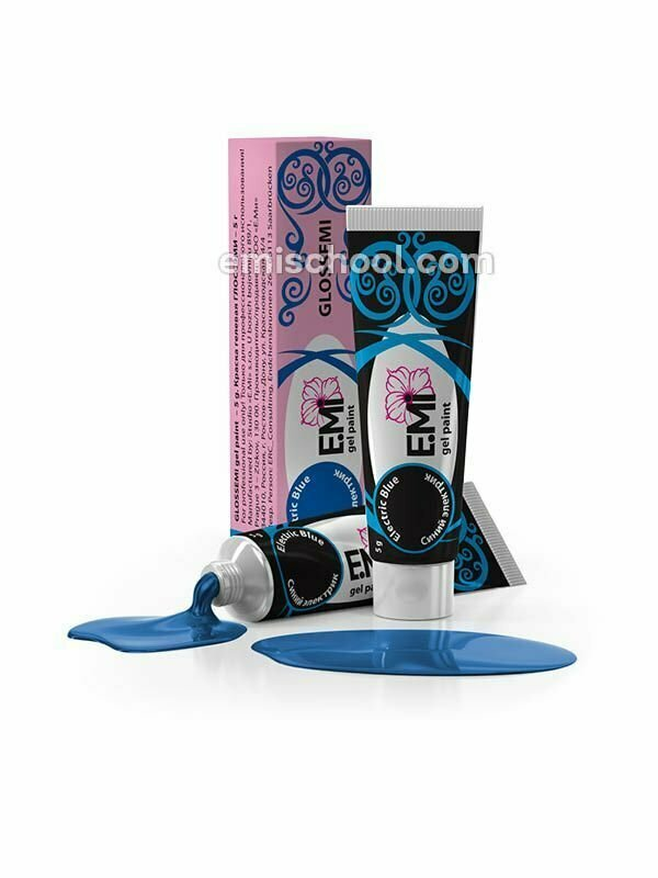 GLOSSEMI Electric Blue, 5 ml.
