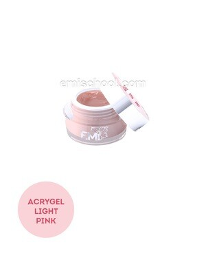 Acrygel Light Pink, 5/15/50 g.