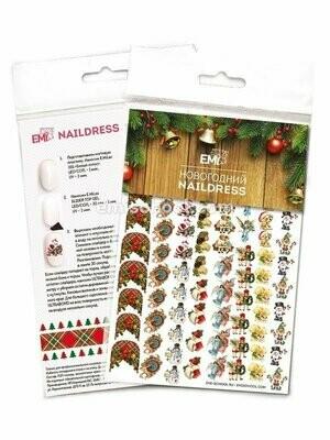 Naildress Slider Design Christmas #2