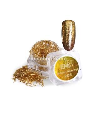 Pigment Golden Shavings #205 0,5 g.