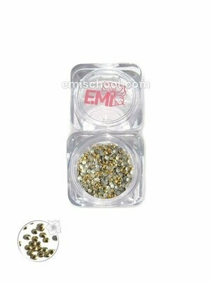 Nail Stud Gold 1000 Pcs