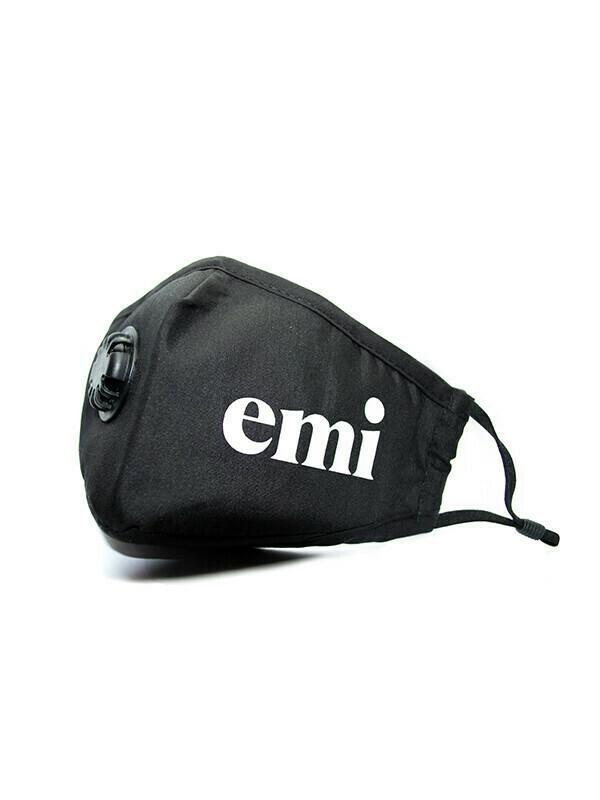 Respirator mask, Black