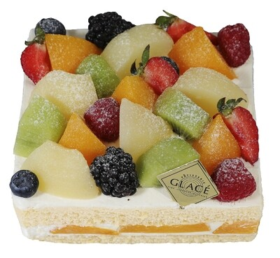 Mixed Fruits Deluxe ミックスフルーツデラックス