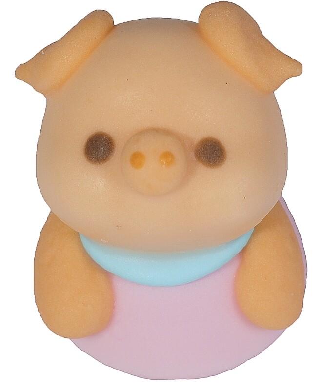 Adorable Pig (Baker's Sugar)