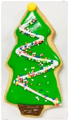 Christmas Cookie - Christmas Tree