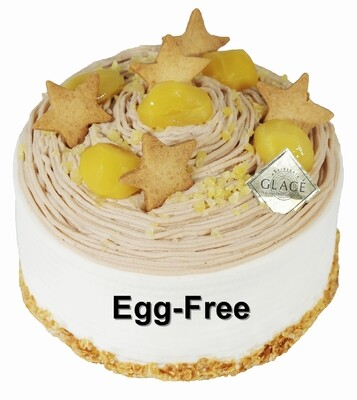 Egg-Free Mont-Blanc