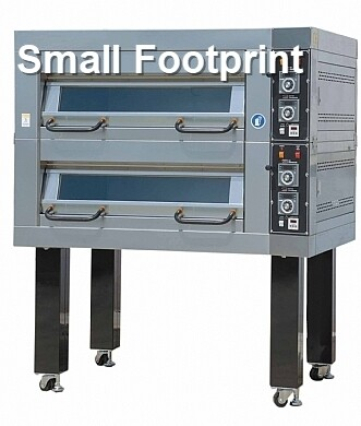 2-Deck Rhino Oven (Small Footprint)