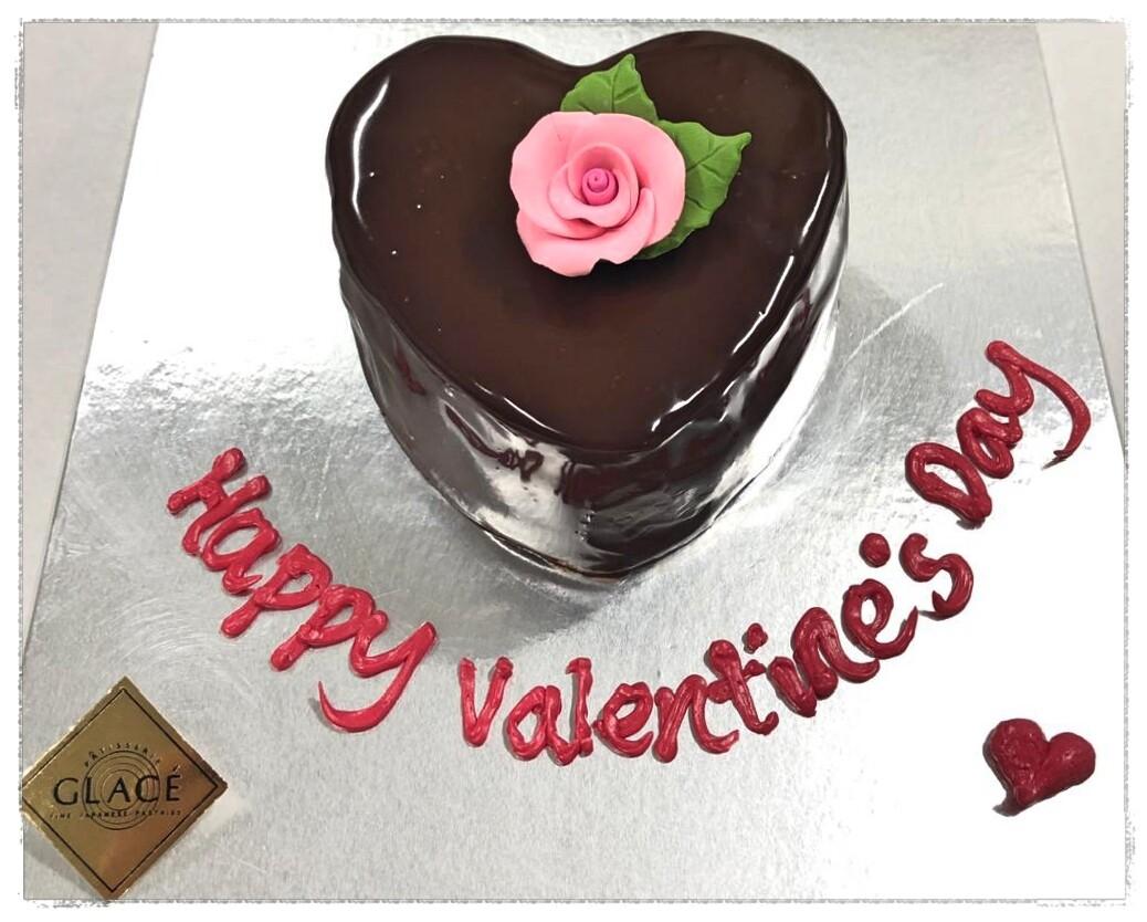 Glacé Valentine's