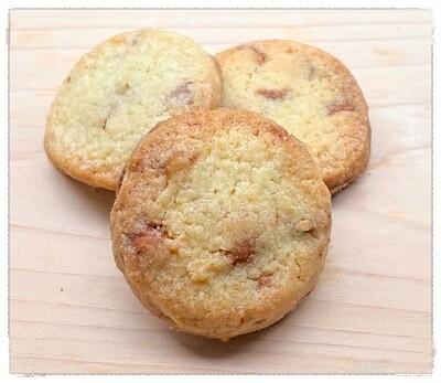 Caramel Nuts Cookies