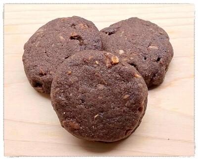 Chocolat Almond Cookies