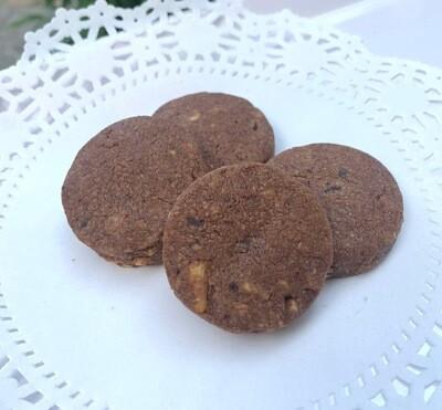 Nuts & Choco Cookies