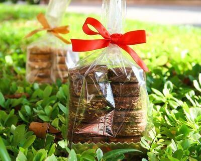 JoyPack - Chocolat Almond Cookies