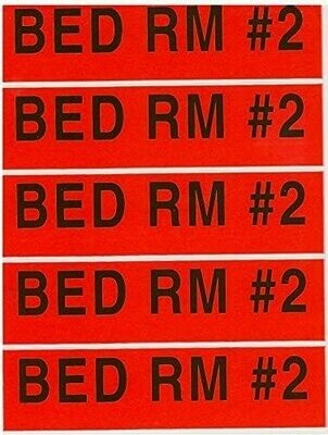 Bed Room #2 - 50 Count