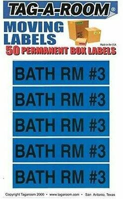 Bath Room #3 -50 Count