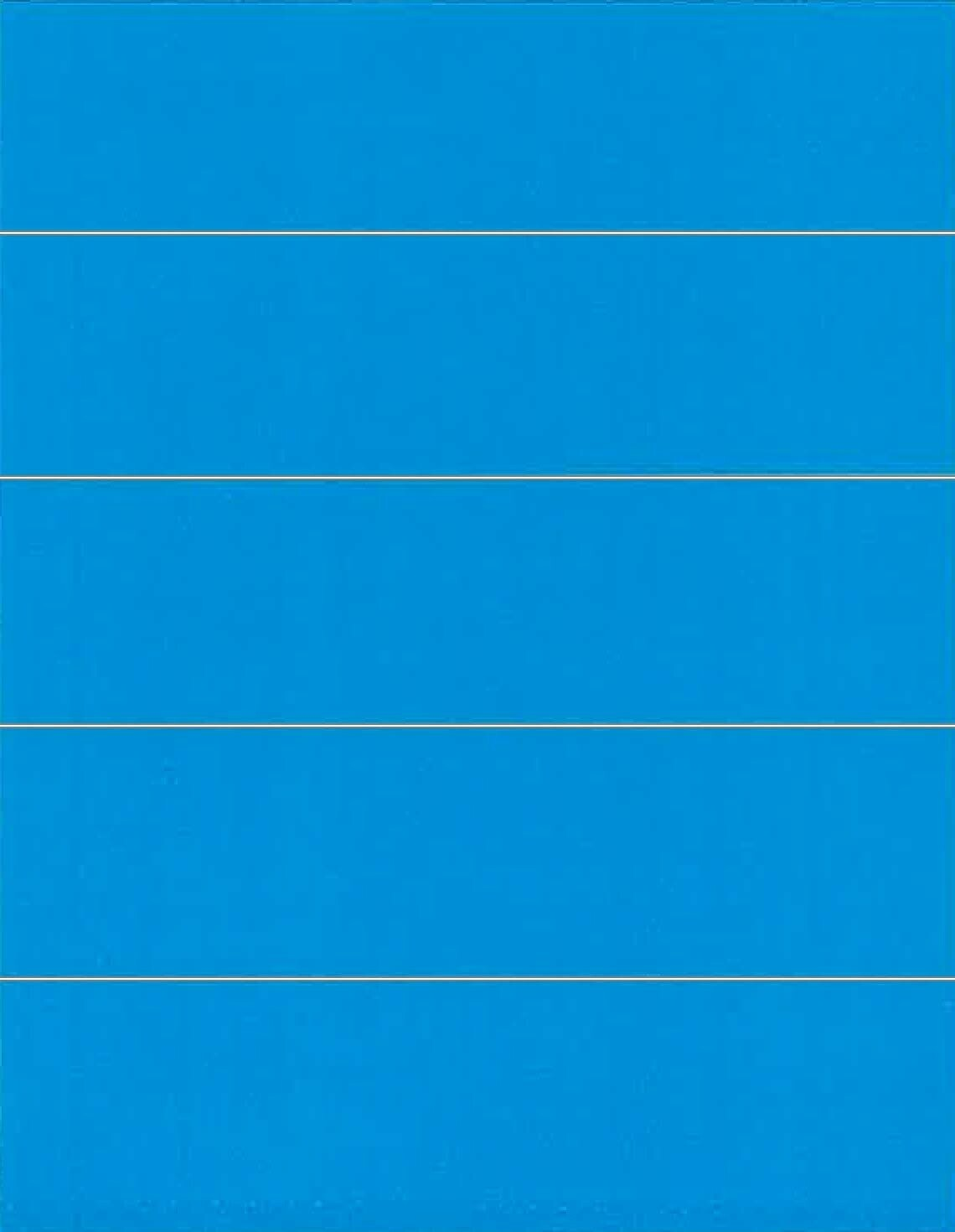 File Folder Labels: Blue - 50 Count