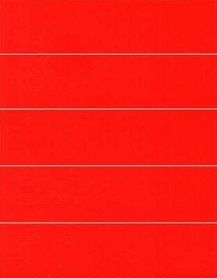 File Folder Labels: Red - 50 Count