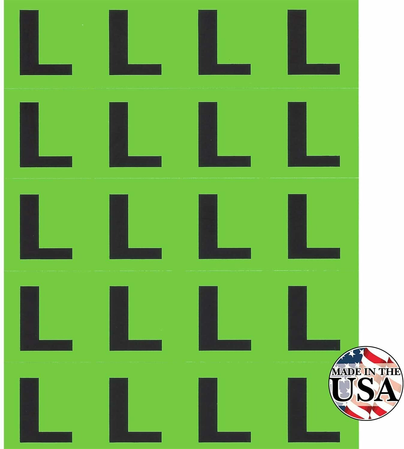 Large Clothing Labels - 200 Count