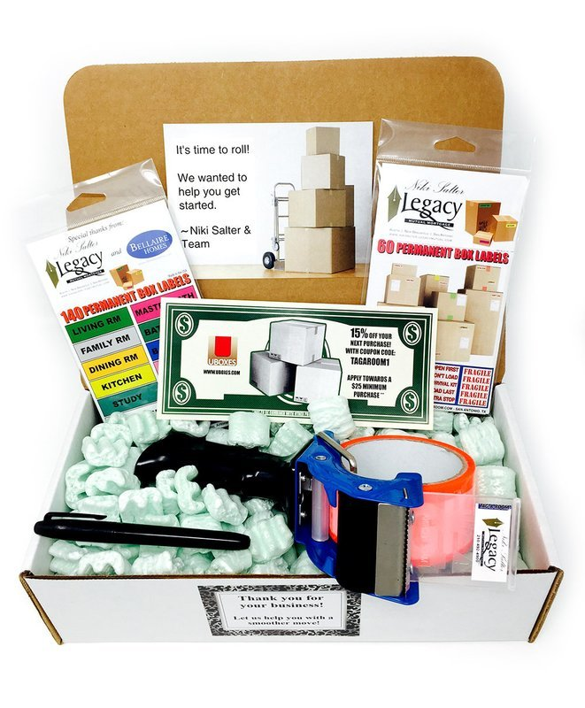 Custom Branded - Gift Kits Delivered to You (10 Kits @ $29.95 each)