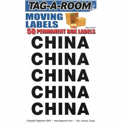 Box Content Moving Label (China)
