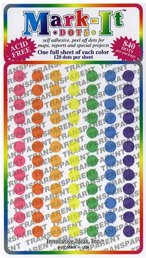 Little Dots - Transparent