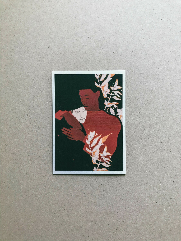 JANYM | Postcard