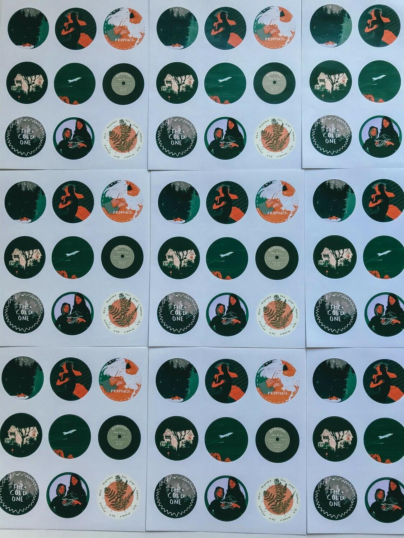 TWILIGHT |  Stickers