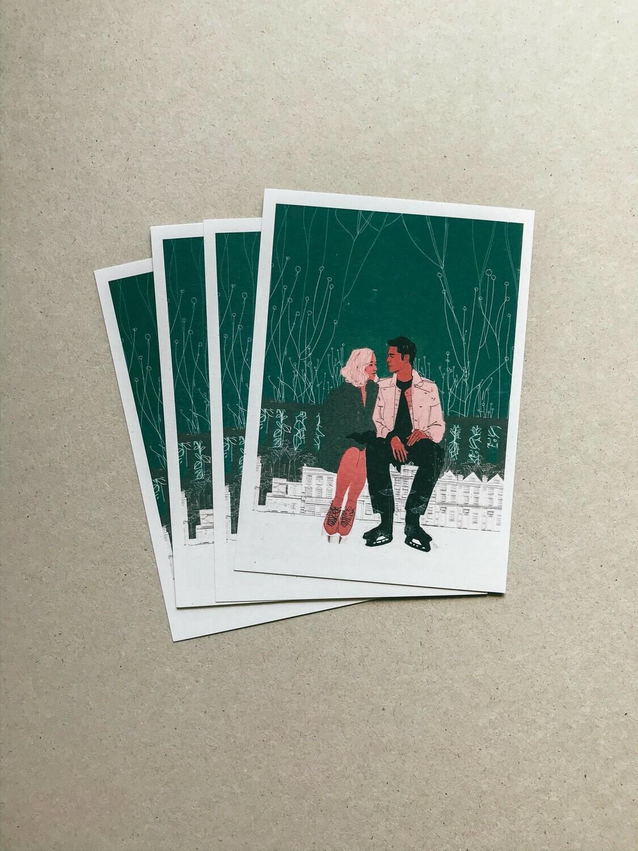 Last Christmas | Postcard