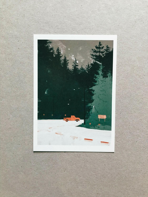 Forks | Poster
