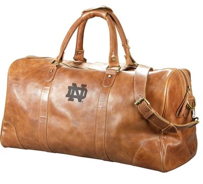 ND Large Leather Duffel