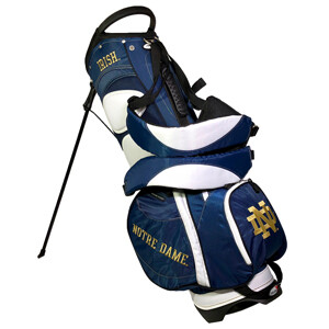 Notre Dame Fairway Stand Bag