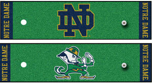 Notre Dame Putting Green
