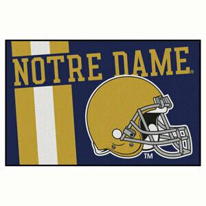 Notre Dame Uniform Mat