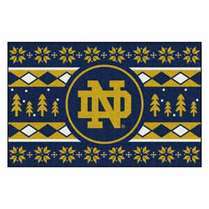 Notre Dame Sweater Mat