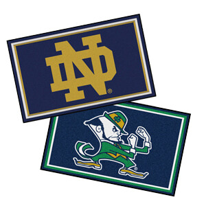 Notre Dame Plush Area Rug (3 sizes available!)