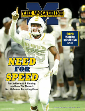 The Wolverine March 2020 Recruiting Issue