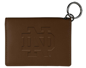 ND Leather Snap ID Holder
