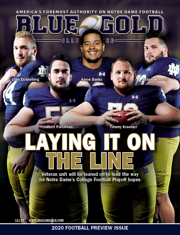 2020 Notre Dame Football Preview