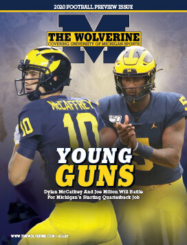 2020 Michigan Football Preview Magazine