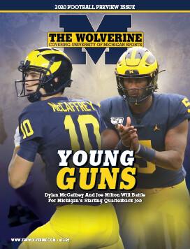 2020 Michigan Football Preview Magazine