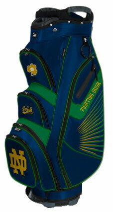 Notre Dame Bucket Golf Cart Bag