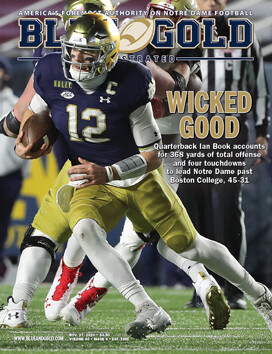 Blue & Gold Illustrated 2-Year Subscription (Print & Digital)