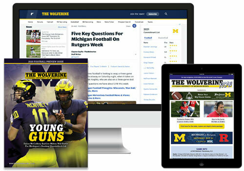 The Wolverine Football Preview Bundle