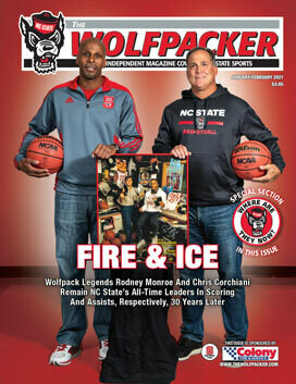The Wolfpacker Magazine 1-Year Subscription