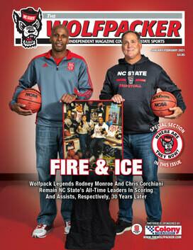 The Wolfpacker Jan/Feb 2021 Issue