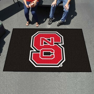 NC State Wolfpack Rug/Mat: 4 Sizes Available!