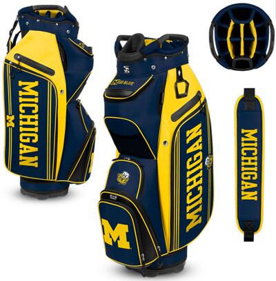 Michigan Bucket III Cooler Golf Cart Bag