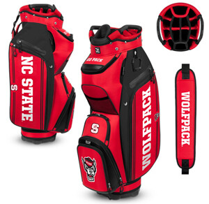 NC State Golf Bag Bucket III Cooler Golf Cart Bag