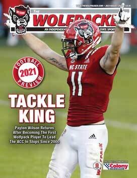 The Wolfpacker July/August 2021 Issue