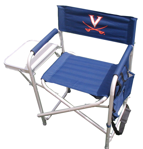 Virginia Cavalier Director Chair