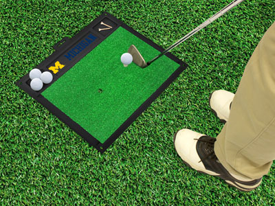 Michigan Golf Hitting Mat